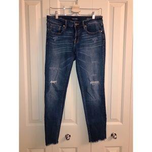 Vigoss denim ripped jeans!